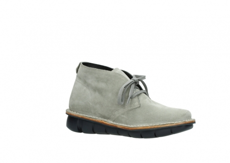 wolky bottines a lacets 08397 wilna 40157 suede taupe_15