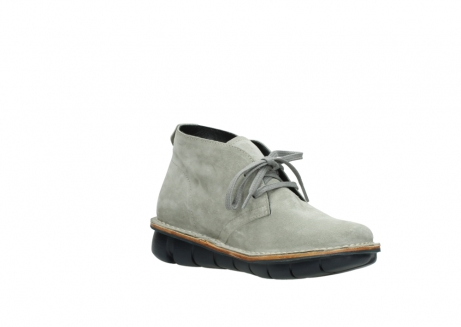 wolky bottines a lacets 08397 wilna 40157 suede taupe_16