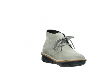 wolky bottines a lacets 08397 wilna 40157 suede taupe_17