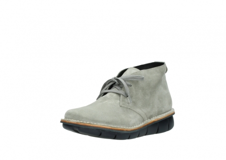 wolky bottines a lacets 08397 wilna 40157 suede taupe_22