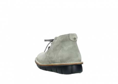 wolky bottines a lacets 08397 wilna 40157 suede taupe_5