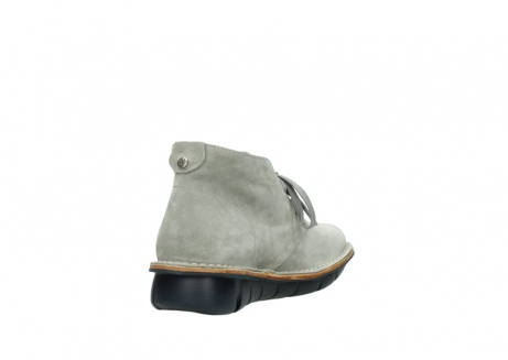 wolky bottines a lacets 08397 wilna 40157 suede taupe_9