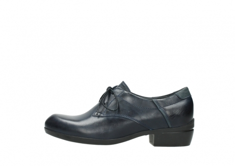 wolky chaussures a lacets 00958 yuba 30800 cuir bleu_1