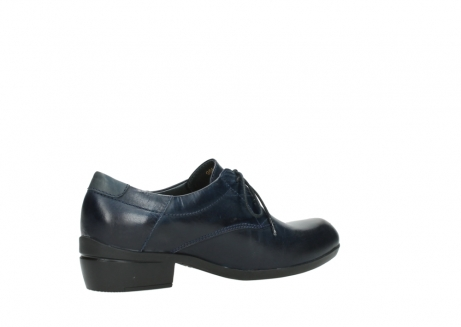 wolky chaussures a lacets 00958 yuba 30800 cuir bleu_11