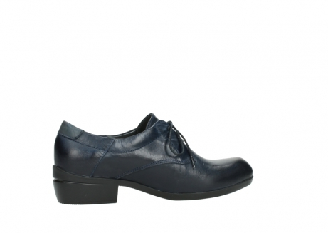 wolky chaussures a lacets 00958 yuba 30800 cuir bleu_12