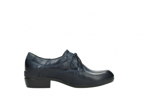 wolky chaussures a lacets 00958 yuba 30800 cuir bleu_13