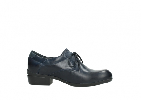 wolky chaussures a lacets 00958 yuba 30800 cuir bleu_14