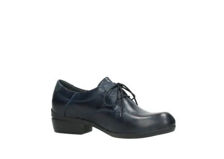wolky chaussures a lacets 00958 yuba 30800 cuir bleu_15