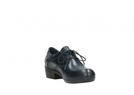 wolky chaussures a lacets 00958 yuba 30800 cuir bleu_17