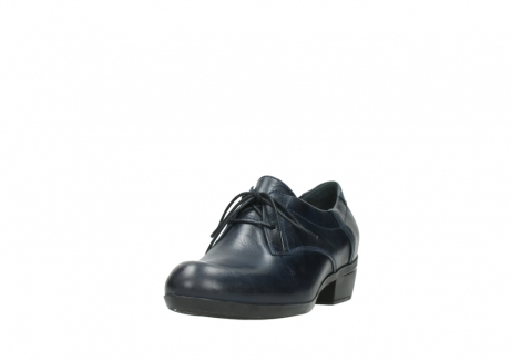 wolky chaussures a lacets 00958 yuba 30800 cuir bleu_21