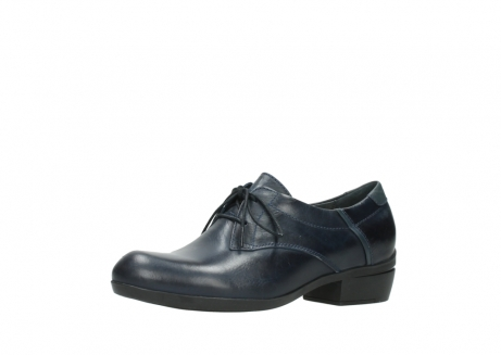 wolky chaussures a lacets 00958 yuba 30800 cuir bleu_23