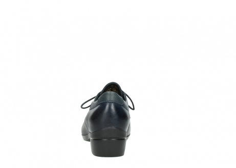 wolky chaussures a lacets 00958 yuba 30800 cuir bleu_7