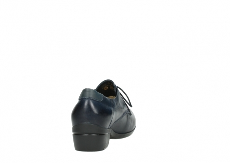 wolky chaussures a lacets 00958 yuba 30800 cuir bleu_8