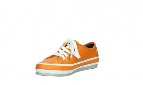 wolky chaussures a lacets 01230 linda 30550 cuir orange_10