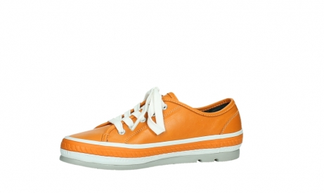 wolky chaussures a lacets 01230 linda 30550 cuir orange_12
