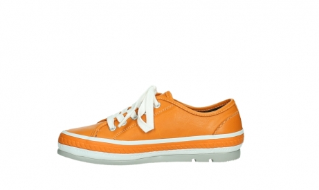 wolky chaussures a lacets 01230 linda 30550 cuir orange_13