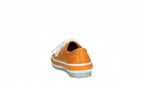 wolky chaussures a lacets 01230 linda 30550 cuir orange_18