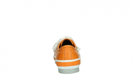 wolky chaussures a lacets 01230 linda 30550 cuir orange_19