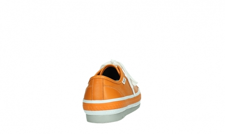 wolky chaussures a lacets 01230 linda 30550 cuir orange_20