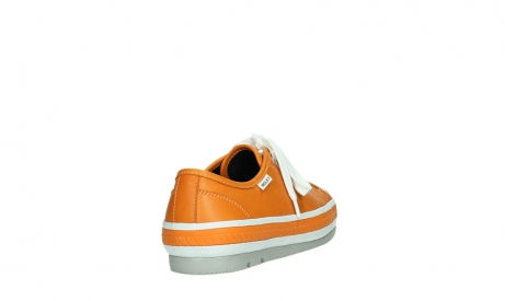 wolky chaussures a lacets 01230 linda 30550 cuir orange_21