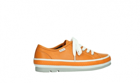 wolky chaussures a lacets 01230 linda 30550 cuir orange_24