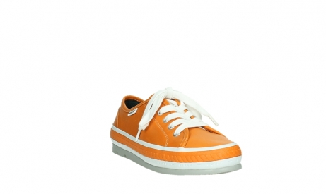 wolky chaussures a lacets 01230 linda 30550 cuir orange_5