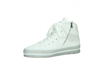 wolky bottines a lacets 01231 fabiana 30100 cuir blanc_11