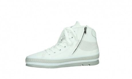 wolky bottines a lacets 01231 fabiana 30100 cuir blanc_12