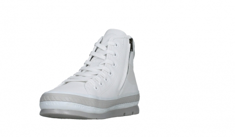 wolky bottines a lacets 01231 fabiana 30100 cuir blanc_3