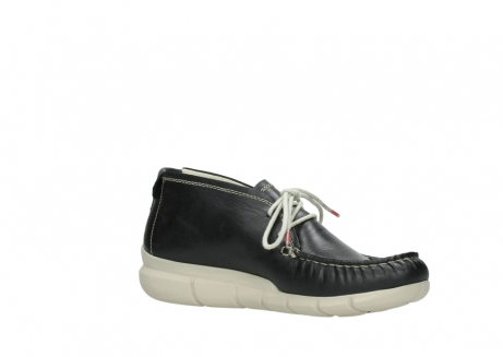 wolky chaussures a lacets 01501 ottawa 70000 cuir noir_15