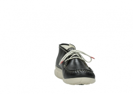 wolky chaussures a lacets 01501 ottawa 70000 cuir noir_18