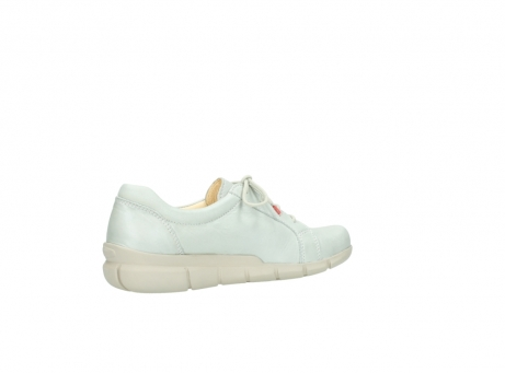 wolky chaussures a lacets 01510 pima 80120 cuir blanc casse_11