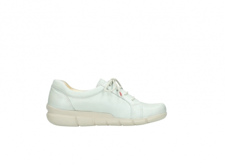 wolky chaussures a lacets 01510 pima 80120 cuir blanc casse_13
