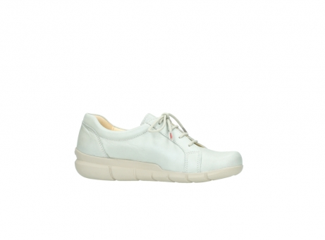 wolky chaussures a lacets 01510 pima 80120 cuir blanc casse_14