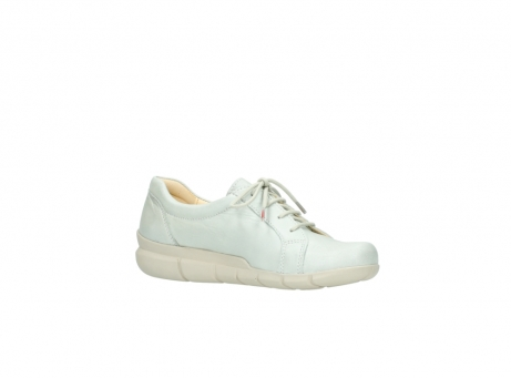 wolky chaussures a lacets 01510 pima 80120 cuir blanc casse_15