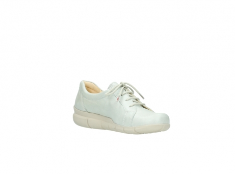 wolky chaussures a lacets 01510 pima 80120 cuir blanc casse_16