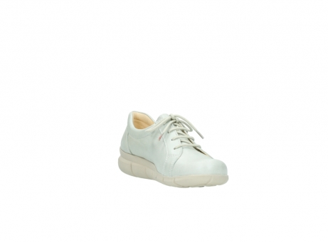 wolky chaussures a lacets 01510 pima 80120 cuir blanc casse_17