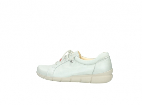 wolky chaussures a lacets 01510 pima 80120 cuir blanc casse_2