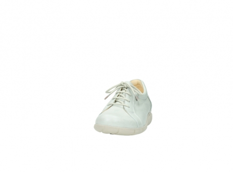 wolky chaussures a lacets 01510 pima 80120 cuir blanc casse_20