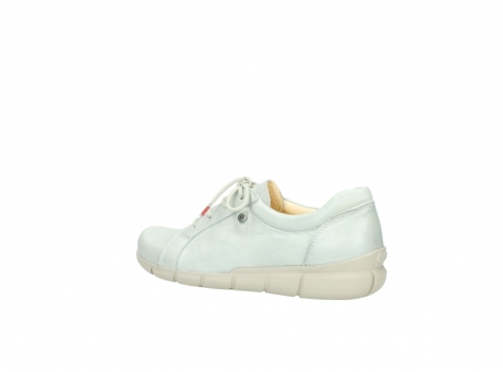 wolky chaussures a lacets 01510 pima 80120 cuir blanc casse_3