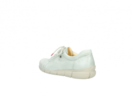 wolky chaussures a lacets 01510 pima 80120 cuir blanc casse_4