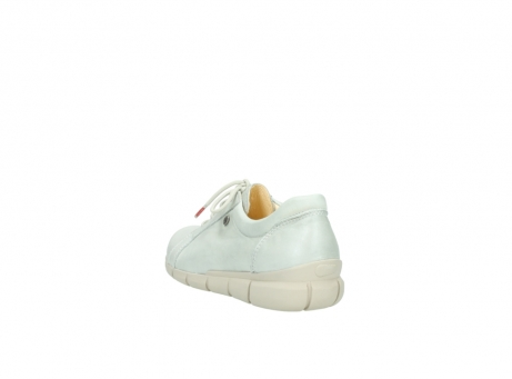 wolky chaussures a lacets 01510 pima 80120 cuir blanc casse_5
