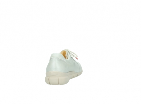 wolky chaussures a lacets 01510 pima 80120 cuir blanc casse_8