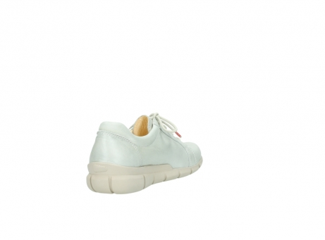 wolky chaussures a lacets 01510 pima 80120 cuir blanc casse_9