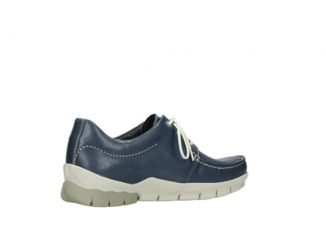 wolky chaussures a lacets 01750 natalia 70870 cuir bleu_11