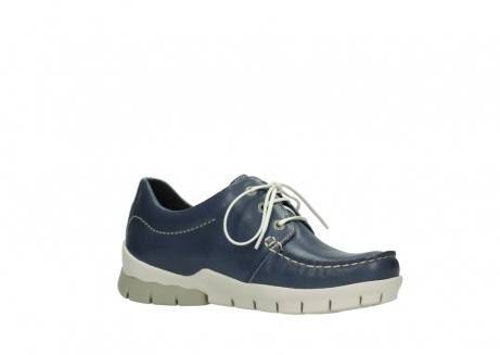 wolky chaussures a lacets 01750 natalia 70870 cuir bleu_15