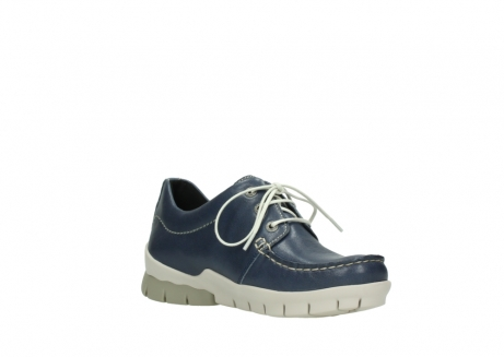 wolky chaussures a lacets 01750 natalia 70870 cuir bleu_16