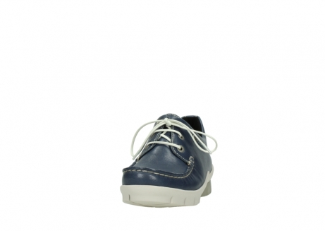 wolky chaussures a lacets 01750 natalia 70870 cuir bleu_20