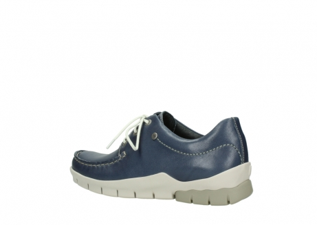 wolky chaussures a lacets 01750 natalia 70870 cuir bleu_3