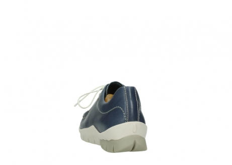 wolky chaussures a lacets 01750 natalia 70870 cuir bleu_6